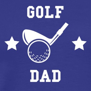 Golf Dad - Men's Premium T-Shirt
