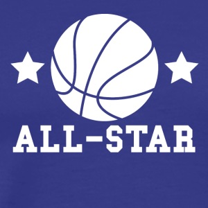 Basketball All Star - Men's Premium T-Shirt