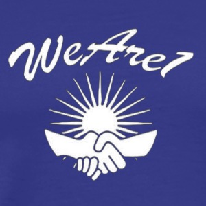 WeAre1 - Men's Premium T-Shirt