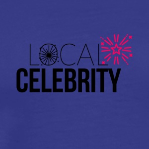 Local celebrity - Men's Premium T-Shirt