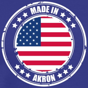 AKRON - Men's Premium T-Shirt