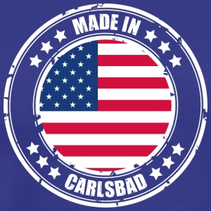 CARLSBAD - Men's Premium T-Shirt