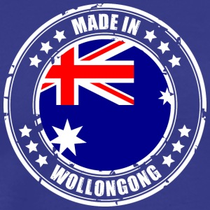 MADE IN WOLLONGONG - Men's Premium T-Shirt