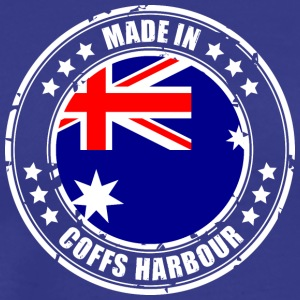 MADE IN COFFS HARBOUR - Men's Premium T-Shirt