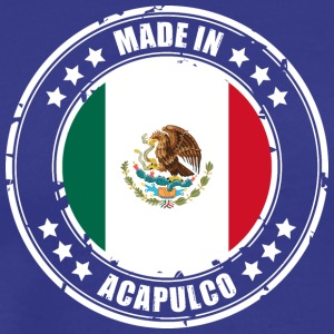MADE IN ACAPULCO - Men's Premium T-Shirt