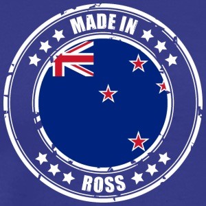MADE IN ROSS - Men's Premium T-Shirt