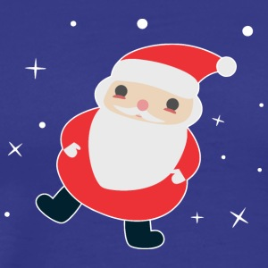 Kawaii Santa - Men's Premium T-Shirt