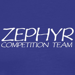 Zephyr competition team - Men's Premium T-Shirt