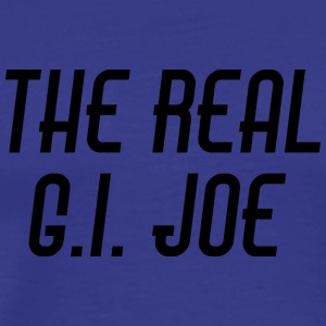 Real G.I. Joe - Men's Premium T-Shirt