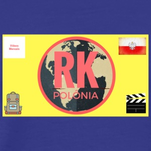RK Logo - Men's Premium T-Shirt