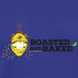 ROASTED AND BAKED LEMON - Men's Premium T-Shirt