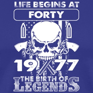 Legend 1977 shirt - Men's Premium T-Shirt