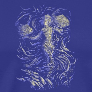 sea dance - Men's Premium T-Shirt