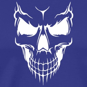 Skull face - Men's Premium T-Shirt