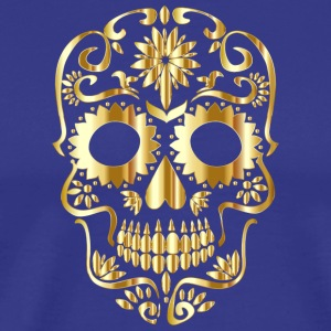 Gold Skull - Men's Premium T-Shirt