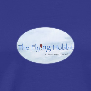 The Flying Hobbit In A Thermal... - Men's Premium T-Shirt