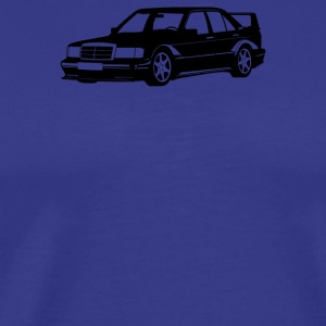 Mercedes W201 - Men's Premium T-Shirt