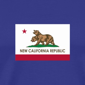 NEW CALIFORNIA REPUBLIC - Men's Premium T-Shirt