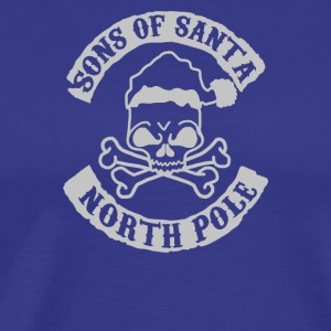 Sons of Santa North Pole - Men's Premium T-Shirt