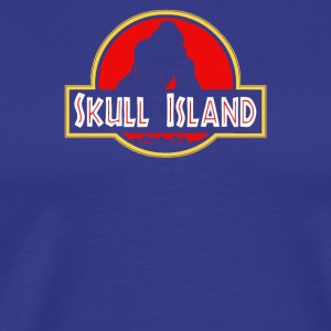 Skull island King - Men's Premium T-Shirt