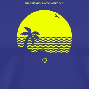 The Neighbourhood Wiped Out - Men's Premium T-Shirt