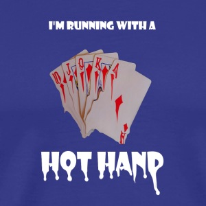 hot hand - Men's Premium T-Shirt