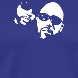 UGK Airbrushed Stencil - Men's Premium T-Shirt