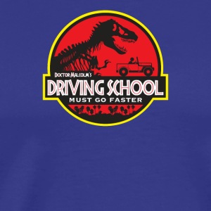 Doc Malcolm s Driving School - Men's Premium T-Shirt