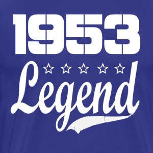 53 legend - Men's Premium T-Shirt
