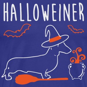 Halloweiner - Men's Premium T-Shirt