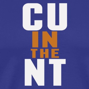 CU in the NT - Men's Premium T-Shirt