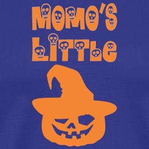 Momos Little Pumpkin Halloween - Men's Premium T-Shirt