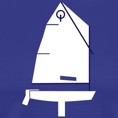 Longtze Premier Sailing Class Logo Men S Premium T Shirt