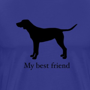 A dog is my best friend.
