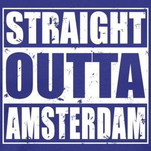 Shop Straight Outta Amsterdam Design
