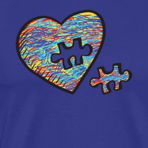 Cute Autism Heart Autism Awareness
