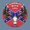 Rebel flag buck fever - Men's Premium T-Shirt
