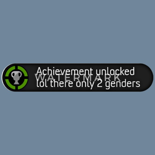 xbox achievement lol there are only 2 genders by carpentrez