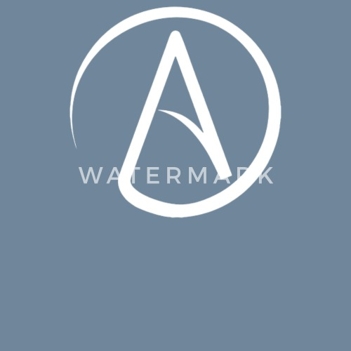 Atheist Symbol On By Cupet Spreadshirt