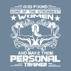 God Made Personal Trainer Shirt - Men's Premium T-Shirt