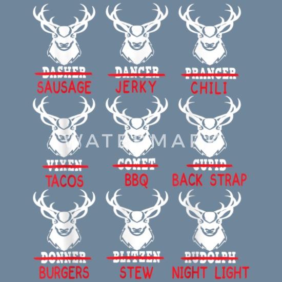 Funny Christmas Deer Bow Hunting Santa Men Women H Men S Premium T Shirt Spreadshirt