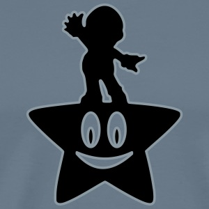 MARIO'S SMILE - Men's Premium T-Shirt