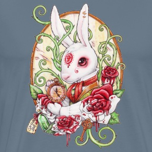 The rabbit hole red f