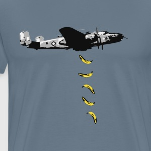 Banana Underground - Bombs - Men's Premium T-Shirt
