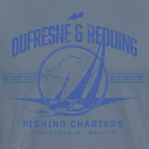 Dufresne & Redding Fishing Charters - Men's Premium T-Shirt