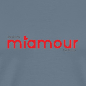 Miamour Dating Site MERCHANDISE - Men's Premium T-Shirt