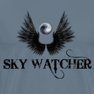 sky watcher - Men's Premium T-Shirt