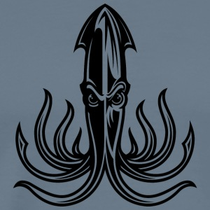 octopus_black - Men's Premium T-Shirt