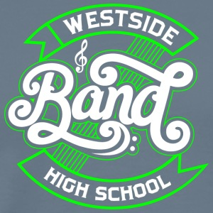 WESTSIDE HIGH SCHOOL - Men's Premium T-Shirt