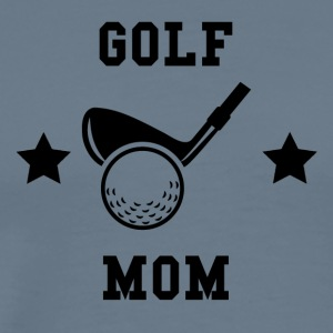 Golf Mom - Men's Premium T-Shirt